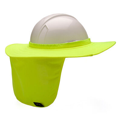Pyramex Hi-Vis Hard Hat Neck Shade