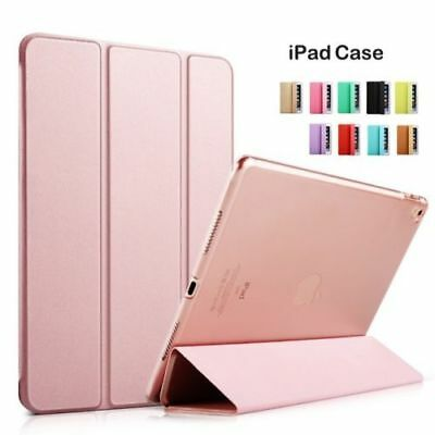Smart Stand Magnetic New Leather Case Cover For APPLE iPad Air 4 3 Mini Pro 9.7