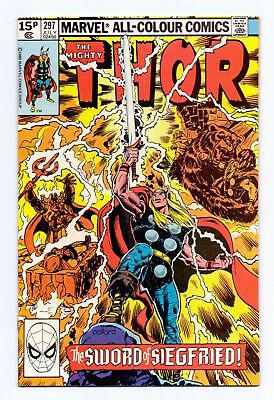 Marvel Comics: Thor #297/#298/#299 - Three Issues!