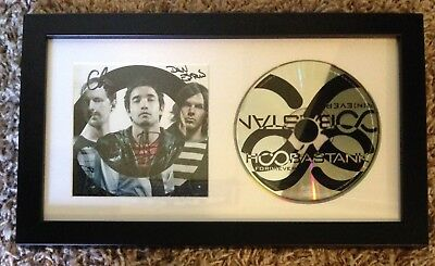Hoobastank Autographed For(N)ever CD