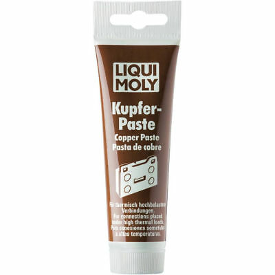 LIQUI MOLY KupferPaste 3080 Copper grease 100g For lubrication