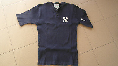 1999 Mirage New York Yankees Vintage Jersey  Navy Size L Men's