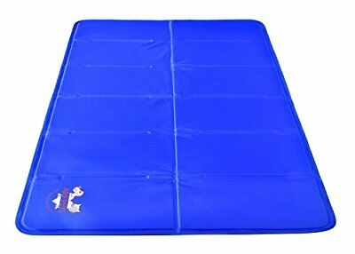 Pet Dog Self Cooling Mat Pad for Kennels + Crates and Beds- Arf Pets 23x35