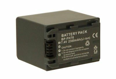 Digital Concepts BP-FH70 2300mAh Replacement Battery for Sony NP-FH70