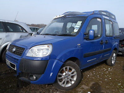 2006 Fiat Doblo High Roof 1.9 Dynamic Indicator Bulb Breaking