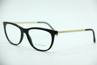 a494aff7ce0 AUTHENTIC BURBERRY 2231 - 3001 Eyeglasses Black  NEW  52mm -  99.95 ...