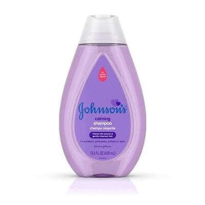 Johnson's Calming Shampoo, 13.6oz 381371175710A311
