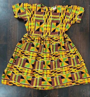 African clothing for kids 0-14 years dresses