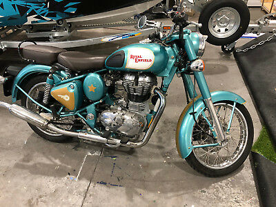 2010 Royal Enfield solo classic 500