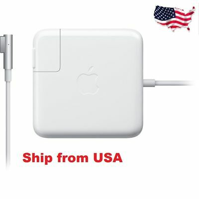 "Genuine OEM Apple 60W Magsafe 1 AC Adapter Charger for 13"" Macbook Pro A1344"