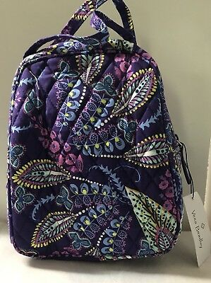 Vera Bradley Insulated Lunch Bunch One size,Batik Leaves NWT MSRP$34.00