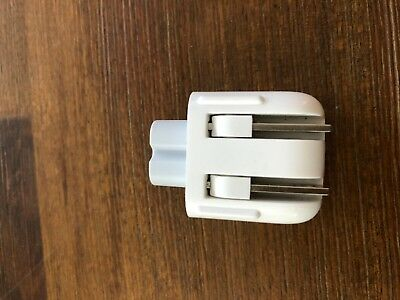 Original Apple Macbook/Pro Ac Power Adapter Charger Wall Plug Duck Head For USA