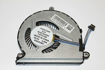 Original New CPU Fan for HP 14-ce 14-ce1004tx 14-ce1006tx L26367-001 US Shipping
