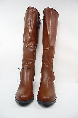 48cb9c91aca Arizona Jean Company DYLAN Wide Calf Womens Boots Brown Size 6.5M NEW!