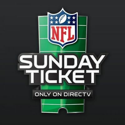 NFL Sunday Ticket MAX | 2018-2019 Season Warranty | Fast Delivery