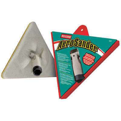 WOOSTER Drywall Sander,Use with 14A045,14A046, 1801