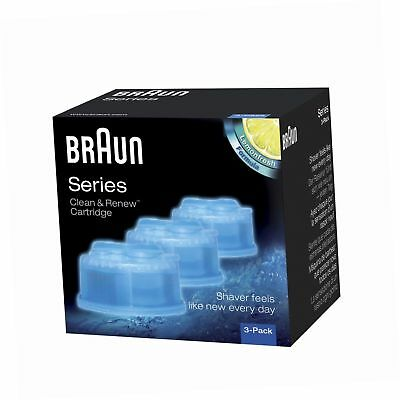 Braun Clean & Renew CCR3 Cartridge Refill