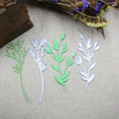Frame Leaf DIY Cutting Dies Stencil Scrapbook Album Paper Card Embossing Craft