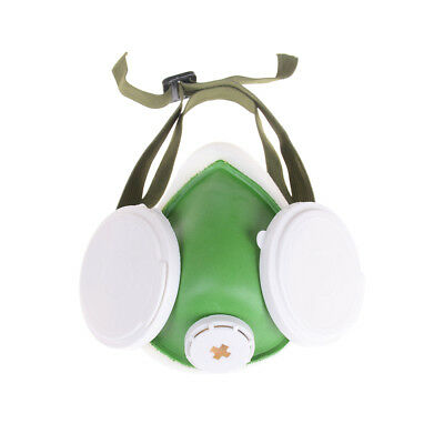 Anti-Dust Half Face Respirator for Welder Paint Spraying Cartridge Gas Mask UK-1