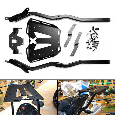 Luggage Rack Rear Extended Carrier Plate Kit For Kawasaki Z900 ABS 2017-2018 B4