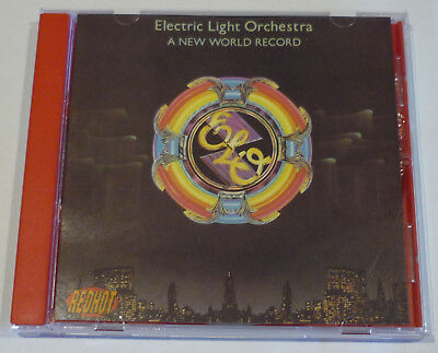 ELECTRIC LIGHT ORCHESTRA, A NEW WORLD RECORD, CD  in very good cond.