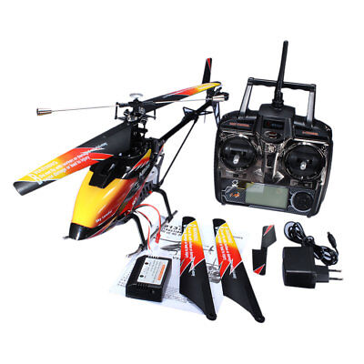 """Wltoys V913 27"""" 4CH 2.4G RC Remote Control Single Blade Helicopter RTF Brushless"""