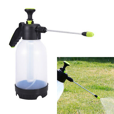 2L Pneumatic Sprayer Bottle Garden Watering Plants Weed Spray Lance Nozzle Spare
