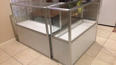 Two shop display units for sale
