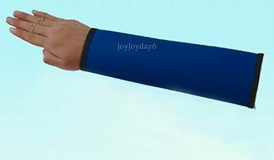 SanYi Flexible X-Ray Protection Arms Protective 0.5mmpb Blue FAA15 joy