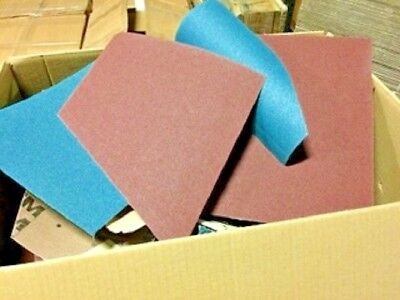 Abrasives Budget Box - High Quality Sandpaper Sheets and Sandpaper Rolls