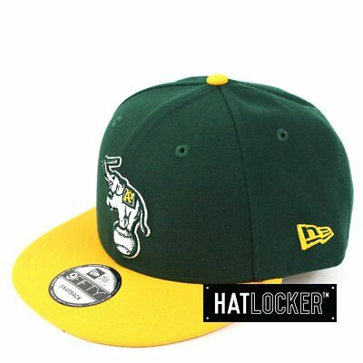 New Era - Oakland Athletics Alt Logo Snapback