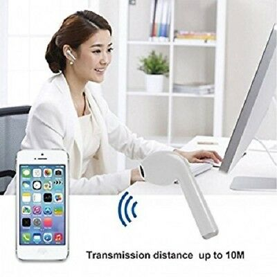 In Ear Wireless Bluetooth Earphones Earpods for iPhone Samsung Android Apple