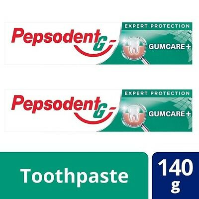 Pepsodent Expert Protection Gum Care Toothpaste - 140 gm x 2 pack,Free shipping