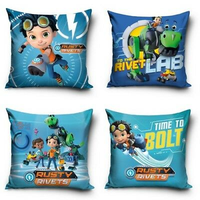 Disney Kissenbezug 40 cm x 40 cm Rusty Rivets