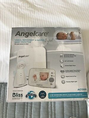 Angelcare Video Movement & Sound Monitor (missing the Video Monitor)