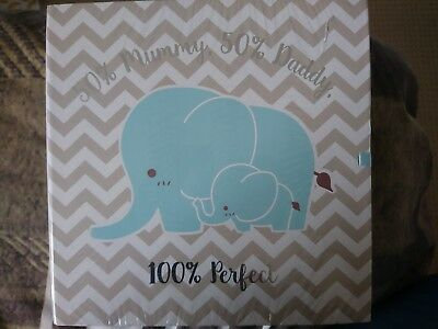 My first keepsake box New Baby gift see photos. Sealed in wrapper