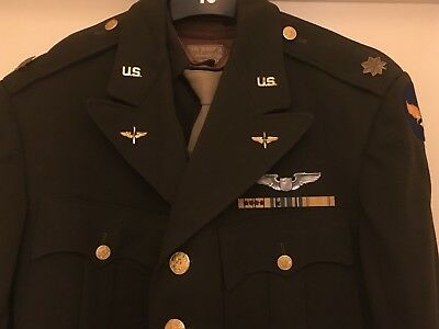 Usaaf Officers Tunic Named