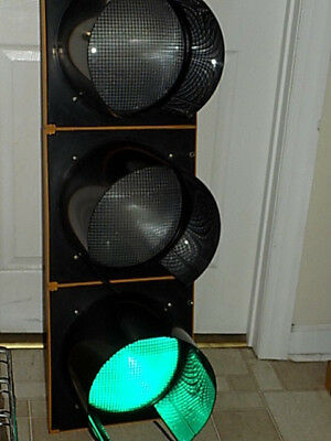 "12"" Lens Traffic Light Signal with Sequencer"
