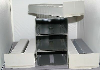 Rollei P350 Projector Slide Trays 300 total capacity