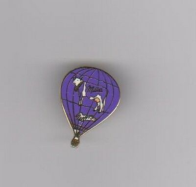 Pins Montgolfiere Hot Air Balloon Milka