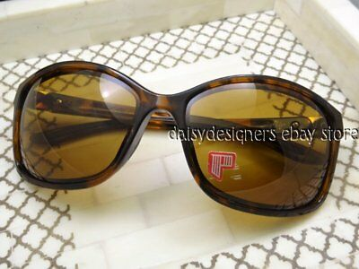a3662bbeed Authentic Oakley Polarized STEP UP Brown Tortoise Sunglasses Glasses