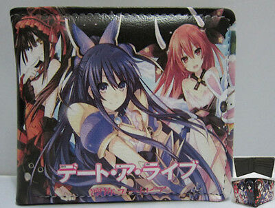 Anime Date a Live Wallet 3 USA SELLER!!! FAST SHIPPING!