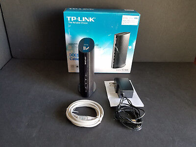 TP-LINK TC-7610 DOCSIS 3.0 High Speed Cable Modem