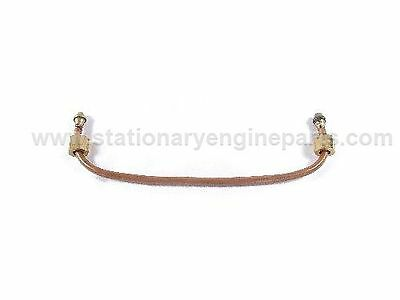 Lister D Stationary Engine Copper Fuel Pipe (tank to carb)