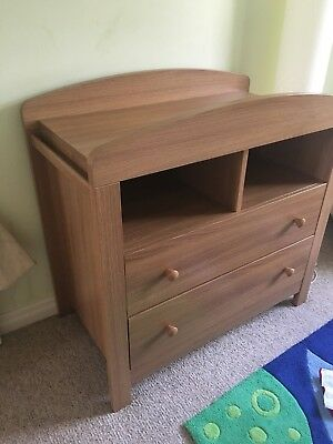 BABYLO BABY CHANGING table / station with bath and storage *Great ...