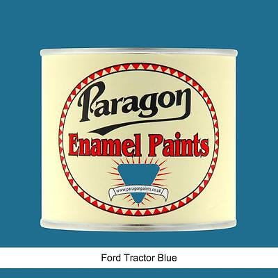 Paragon Paints Ford Tractor Blue High Temp Engine Enamel Paint