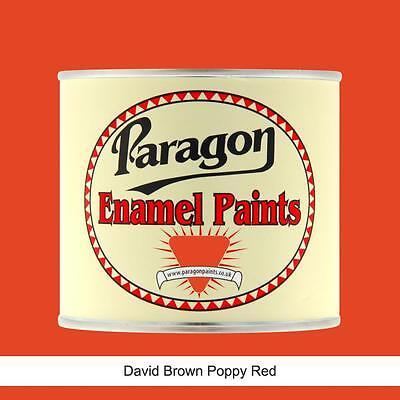 Paragon Paints David Brown Tractor Poppy Red High Temp Engine Enamel Paint