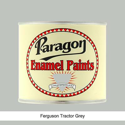 Paragon Paints Ferguson Tractor Grey High Temp Engine Enamel Paint Fergie Grey