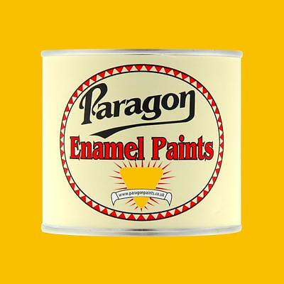 Paragon Paints David Brown Highway Yellow High Temp Engine Enamel Paint