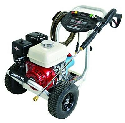 Simpson ALH3835 3800PSI @ 3.5GPM Gas Engine Aluminum Frame Pressure Washer With